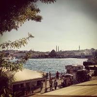 Снимок сделан в Karaköy Rıhtım пользователем Murat T. 9/22/2012