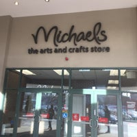 Michaels Arts Crafts Store In Porter Square