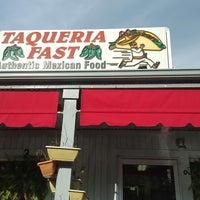 Menu Taqueria Fast Mexican Restaurant