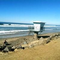 Das Foto wurde bei Torrey Pines State Beach von Katie D. am 1/3/2013 aufgenommen