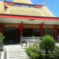 Photo taken at Vihara Buddha Sasana by Dave G. on 8/11/2013