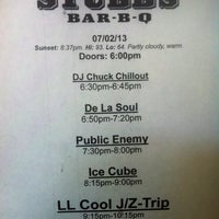 Photo prise au Stubb's Bar-B-Q par DjLORD le7/2/2013