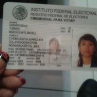 Ife Nezahualcoyotl Cabina Electoral En Ciudad Nezahualcóyotl