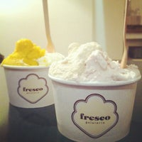 Photo prise au Fresco Gelateria par Liang S. le5/19/2013