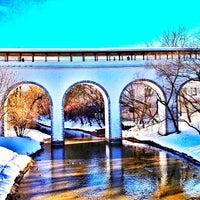 Photo prise au Ростокинский акведук par Андрей М. le3/25/2013