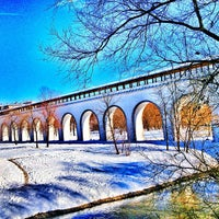 Photo prise au Ростокинский акведук par Андрей М. le2/25/2013