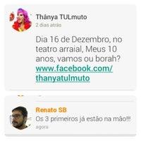11/15/2014にThânya T.がNACC - Núcleo de Apoio à Criança com Câncerで撮った写真