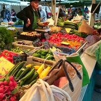Wochenmarkt Wandsbek - Wandsbek - Quarree