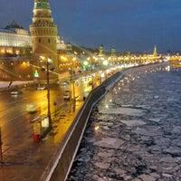 Photo prise au Bolshoy Kamenny Bridge par Andrey I. le2/2/2013