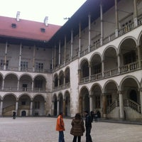 11/24/2012에 Zosia K.님이 Zamek Królewski na Wawelu에서 찍은 사진