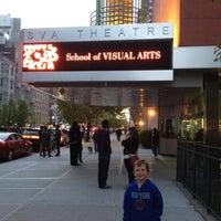 Foto scattata a SVA Theatre da Jeff J. il 5/6/2013