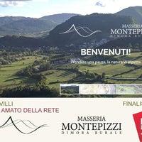 Foto scattata a Masseria Monte Pizzi da Dimora M. il 9/11/2015
