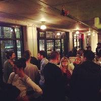 11/3/2012에 Raul V.님이 Cure Seattle | Capitol Hill Bar & Charcuterie에서 찍은 사진