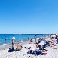 Photo Taken At Brant Rock Beach By Danielle G On 7 10 2017