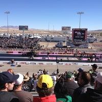 Photo prise au The Strip at Las Vegas Motor Speedway par Brittney le10/26/2012