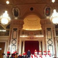 Снимок сделан в Hofburg Festsaal пользователем Giorgi T. 6/24/2014