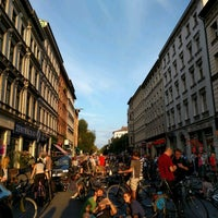 Photo prise au Critical Mass Berlin par Maksim Y. le7/29/2016