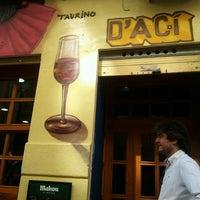 Photo prise au Bar Taurino Tematico par Francisco E. le3/4/2014