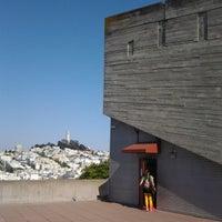 Photo prise au San Francisco Art Institute par J M. le5/3/2013