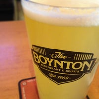 4/25/2013에 Chad L.님이 The Boynton Restaurant & Spirits에서 찍은 사진