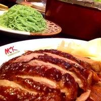Снимок сделан в Mk Restaurants @ Tesco Lotus Nakronsawan пользователем Jüpie🍥 M. 12/1/2013