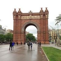 Foto scattata a Arco del Triunfo da Hunter B. il 4/29/2013
