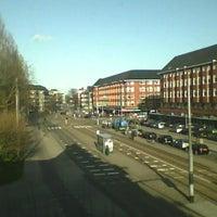 4/18/2013 tarihinde Marls K.ziyaretçi tarafından Olympiaplein'de çekilen fotoğraf