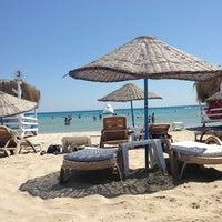 7/3/2013 tarihinde Emre A.ziyaretçi tarafından Fun Beach Club'de çekilen fotoğraf