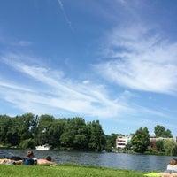 7/7/2013 tarihinde Marcus B.ziyaretçi tarafından Treptower Park'de çekilen fotoğraf