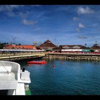 11/22/2012에 Oobeth P.님이 Caticlan Jetty Port & Passenger Terminal에서 찍은 사진