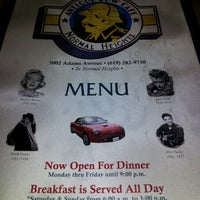 Foto scattata a Antique Row Cafe da Leroy J. il 12/30/2012