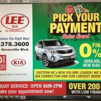Kia Of Greenville >> Lee Kia Of Greenville 615 Sw Greenville Blvd