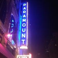 Das Foto wurde bei Paramount Theatre von Missy B. am 11/16/2012 aufgenommen