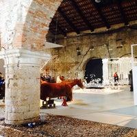 3/23/2014 tarihinde Lucia B.ziyaretçi tarafından Arte Laguna Prize Arsenale Venice'de çekilen fotoğraf