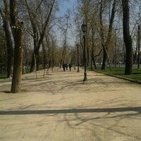 Das Foto wurde bei Parque Forestal von Pia V. am 9/14/2012 aufgenommen
