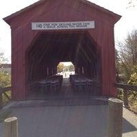 Foto tomada en Covered Bridge Park por Paul B. el 9/29/2012