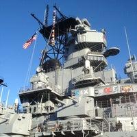 Das Foto wurde bei USS Iowa (BB-61) von Gus-Daisy T. am 1/12/2013 aufgenommen