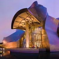 Foto tomada en Museo Guggenheim por 💯 . el 1/1/2013