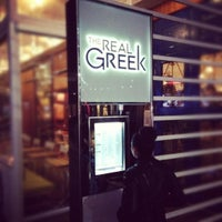 The Real Greek - Greek Restaurant in Stratford