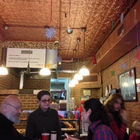Das Foto wurde bei Prince St. Pizza von Daniel P. am 12/20/2012 aufgenommen