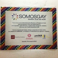 Photo prise au SOMOSGAY par Simon C. le7/6/2013
