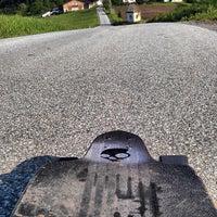 Foto tirada no(a) Longboard-Strecke Zattach por Lemonissimo em 5/9/2013