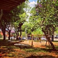 Das Foto wurde bei Praça Monteiro dos Santos von Gabriel A. am 2/13/2014 aufgenommen