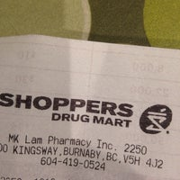 Shoppers Drug Mart - Pharmacy