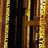 Снимок сделан в Skybar пользователем Аrtur R. 11/8/2012