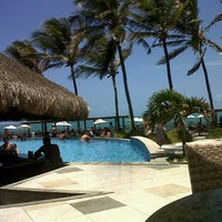 Foto tirada no(a) Ocean Palace Beach Resort & Bungalows por Natanna A. em 2/11/2013