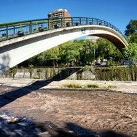 2/7/2013 tarihinde Gonzalo O.ziyaretçi tarafından Puente Peatonal Condell'de çekilen fotoğraf