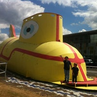Foto tirada no(a) Liverpool John Lennon Airport (LPL) por Lina N. em 7/24/2013