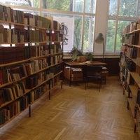 Снимок сделан в Библиотека КЦ ЗИЛ пользователем Olga F. 9/24/2016