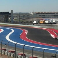Foto tirada no(a) Circuit of The Americas por Darryl W. em 11/17/2012